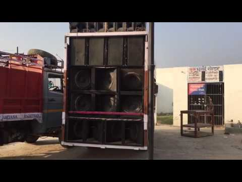 DJ DEV PALWAL... Our brand new sound system