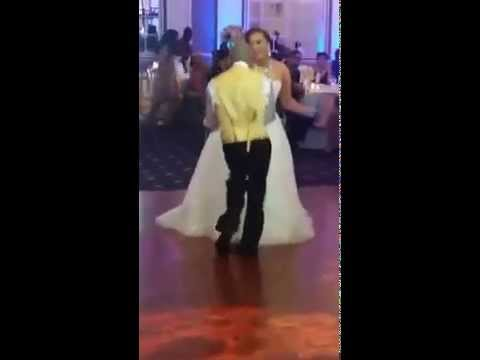 Natalie and Valentino  FatherDaughter  Wedding Dance  Step in Name of  Love