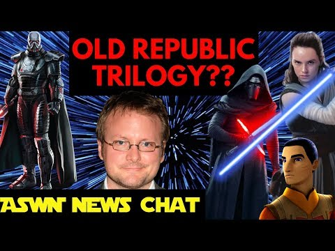 Can We Expect an Old Republic Trilogy??? || ASWN News Chat