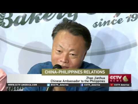Philippine president says 'only China can help us'