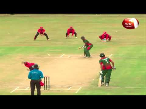 Cricket team to play United Arab Emirates in their  World Cricket League match