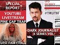 PINE GAP SECRET UFO BASE & ULTRA ROOM ESOTERIC CIRCLE! DARK JOURNALIST X-SERIES VIII