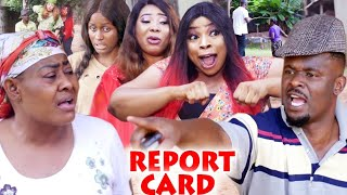 REPORT CARD SEASON 9 - (New Movie ) ZUBBY MICHAEL 2020 Latest Nigerian Nollywood Movie