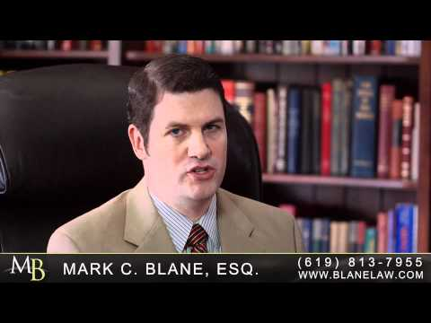 "San Diego injury & Accident Mark C. Blane explains in this video what ""legal discovery"" is and how it is used on a California injury case. The discovery process is a powerful tool use by both the defense and plaintiff in the course of litigation. Learn how it can apply to your particular case. If you want more information you can visit http://www.blanelaw.com, which contains FREE books, blogs, articles and tons of information on your particular injury or interest; you can also call (619) 813-7955. You can also check out Attorney Blane's Spanish Youtube Channel at: http://www.youtube.com/abogado1california"