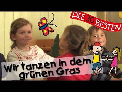 Wir tanzen in dem grünen Gras - Singen, Tanzen und Bewegen || Kinderlieder