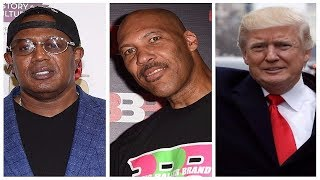 Master P Says LaVar Ball Should Be Thankful To Donald Trump