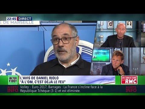 """Daniel Riolo : """"Entre Zubizarreta et Rudi Garcia, le torchon brûle"""""""