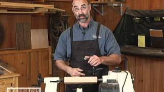 Woodworking Tips & Techniques - Lathe Safety