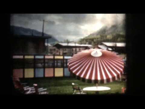 Colorado Vacation Home Movie from 1961, in COLOR, Reel No. 3