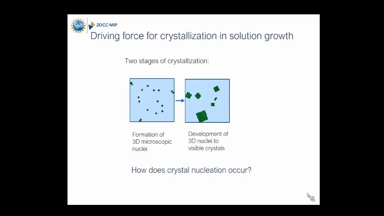 2DCC-MIP Bulk Single Crystal Growth of Novel Quantum Materials