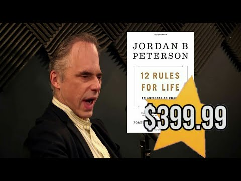 H3 Podcast with Jordan Peterson But He Keeps Promoting His Book GONE LOBSTER