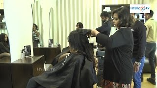 Warren Tricomi Salon Hyderabad - Hybiz.tv