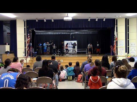 Fern Street Circus: In-School Residencies