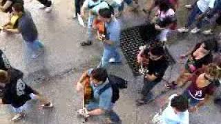 St. Augustine street singers