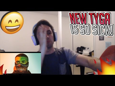 Tyga - My Way (REACTION)