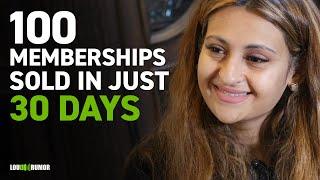 RAW #13: SPENGA Owner Sonal Kulkarni: 100 Paying Members In 30 Days