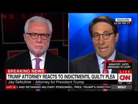 Trump's Lawyer: POTUS Not Firing Mueller