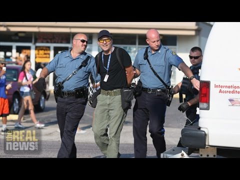Police Continue to Violate Press Freedom In Ferguson