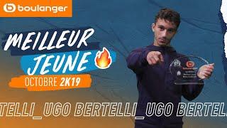 VIDEO: Défi du meilleur jeune : Ugo Bertelli #ChallengeBoulanger