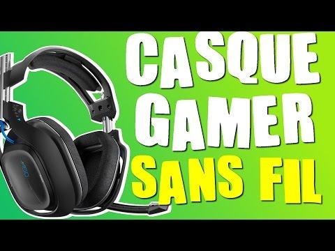 TOP 3 CASQUE GAMER SANS FIL ! [PC - CONSOLES]