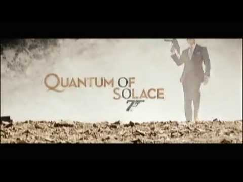 Japanese Quantum of Solace Teaser (2008)