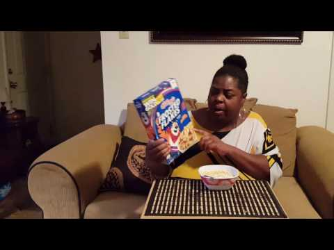 MUKBANG BREAKFAST/CRUNCHY KELLOGS FROSTED FLAKES
