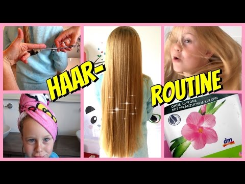 The so so wanted Hairroutine✿long hair✿natural haircare