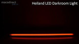 Heiland LED Darkroom Safelight