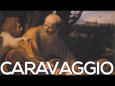 Caravaggio: A collection of 79 paintings (HD)