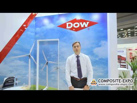 Dmitry Beloborodov (Dow Europe GmbH) about the 7th Composite-Expo Exhibition