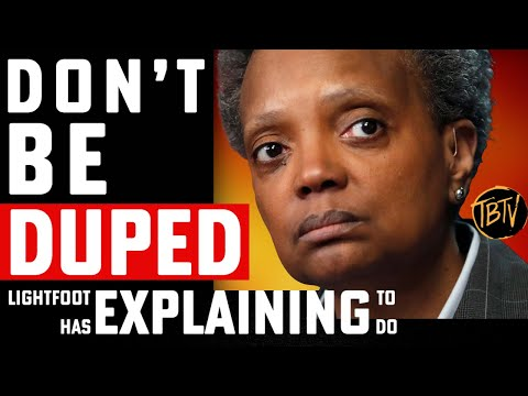 Lori Lightfoot Aims To Distract Us From Chicago's Reality