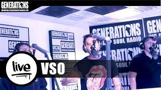 VSO X MAXENSS - Magma (Live des studios de Generations)