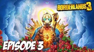 Borderlands 3 : Sacré trappe secrète | Episode 3
