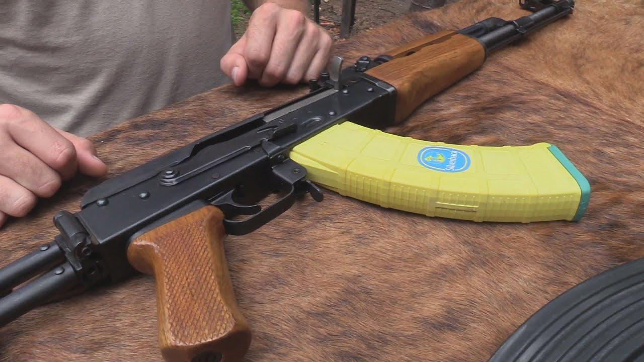 Chinese AKS-762  Side Folder
