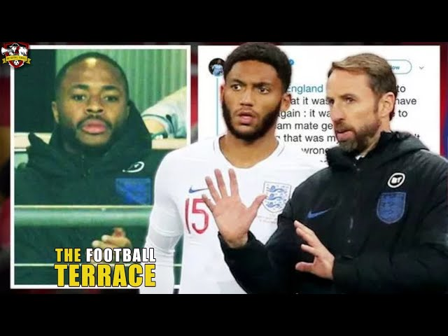 RANT | Joe Gomez booed by England fans is a DISGRACE! Raheem Sterling hits out!