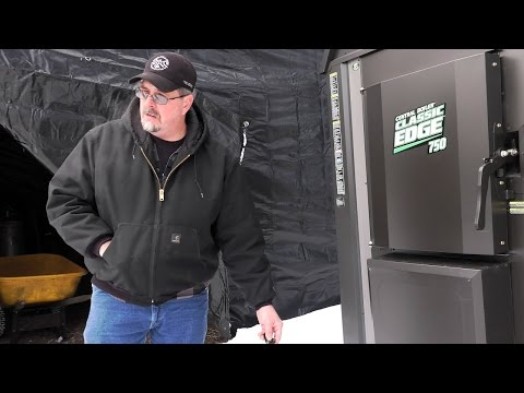 Central Boiler Classic Edge Michigan Customer Review - Steve Allen │Central Boiler