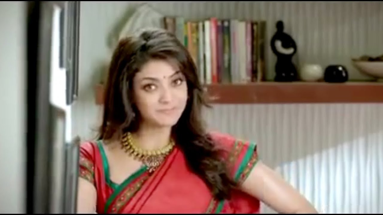 Kajal Agarwal In Sri Lakshmi Jewellery Latest Tvc Hd - Youtube-3375