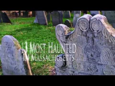 """TV SHOW: """"13 Most Haunted in Massachusetts"""" with author Sam Baltrusis"""