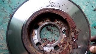 Тормозные диски Skoda Fabia