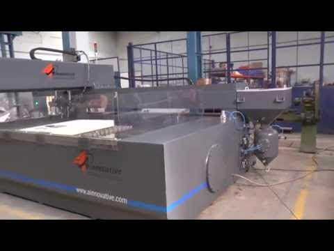 CNC Water Jet Cutting Machine By A Innovative International Limited, Ahmedabad
