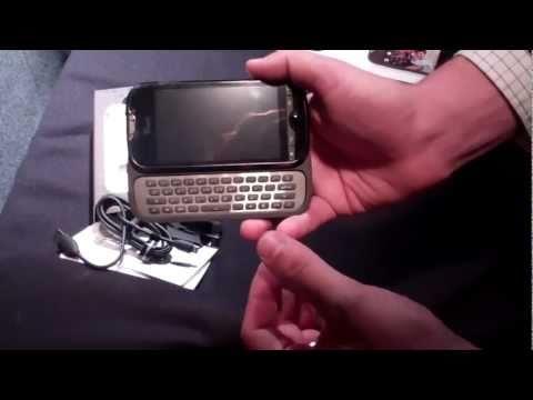 T-Mobile HTC myTouch 4G Slide Unboxing