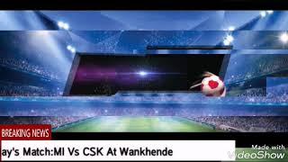 Mi vs Csk 2018 live stream