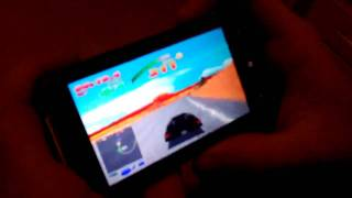 Need for Speed SHIFT 2 Unleashed for HTC Mozart 7 Windowsphone HD HQ