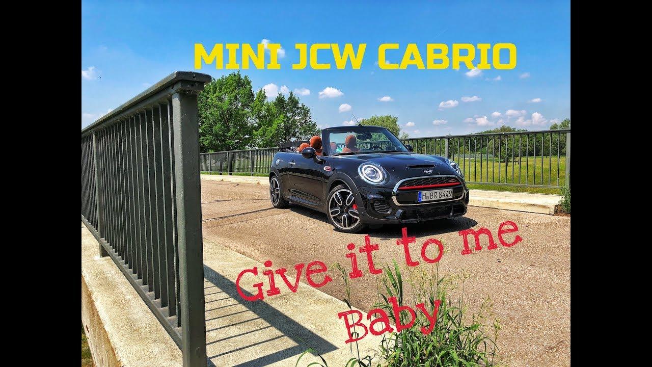 2018 Mini John Cooper Works Cabrio Lci Das Sportliche Lifestyle