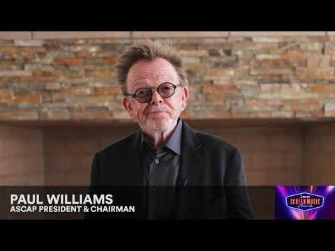 Paul Williams Kicks-Off 2021 ASCAP Screen Music Awards