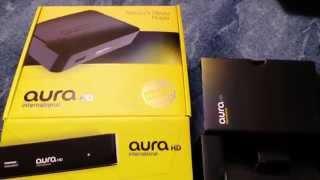 Aura hd international test IPTV Box türkische, russische, arabische  sender kostenlos online sehen