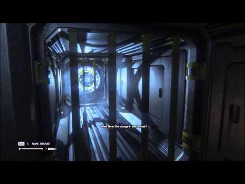 Alien Isolation Ep22 Guinan's Bar