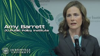 Hesburgh Lecture 2016: Professor Amy Barrett at the JU Public Policy Institute