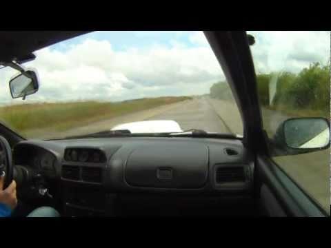 Subaru Impreza WRX STI RA In Amateur Rally Kunmadaras