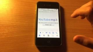Как скачать музыку с YouTube на iPhone, iPad